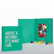 Smart Sayings Candy - Above & Beyond: It's What I Do