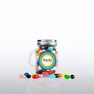 Candy Mason Jar - Thanks for all you do!