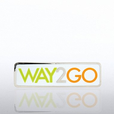 Lapel Pin - Way2Go