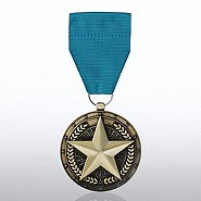 Medal with Ribbon - You Deserve A Medal