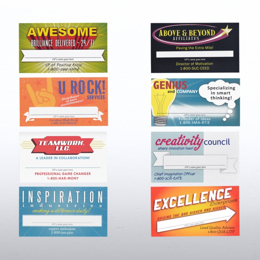 Fun Business Cards