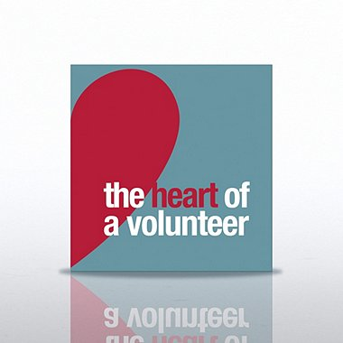 Gift Book - The Heart of a Volunteer