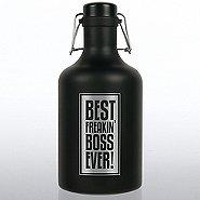 Cheers Line - Growler- Best Freakin' Boss Ever