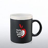 Chalkboard Mug - Thanks For All You Do