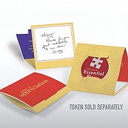 Tokens of Appreciation Envelope Cards - Essential Piece