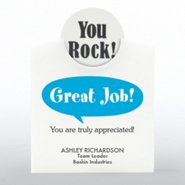 Token of Appreciation Desktop Display - Positive Praise