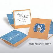 Tokens of Appreciation Envelope Cards - Helping Hand