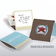 Tokens of Appreciation Envelope Cards - Starfish