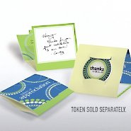 Tokens of Appreciation Envelope Cards - Thanks for All