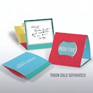 Tokens of Appreciation Envelope Cards - Exclamations 2