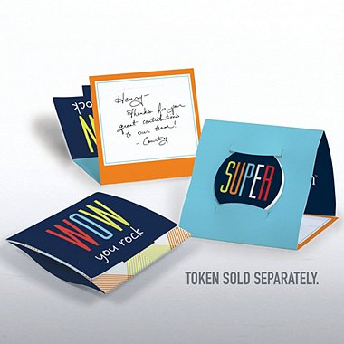 Tokens of Appreciation Envelope Cards - Office Cheer
