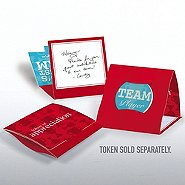 Tokens of Appreciation Envelope Cards - Worlds Greatest Team