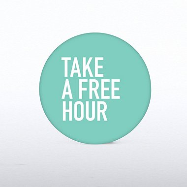 Tokens of Appreciation - Free Hour