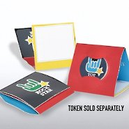 Tokens of Appreciation Envelope Cards - You Rock Star