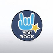 Tokens of Appreciation - You Rock - Star