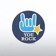Tokens of Appreciation - You Rock - Star
