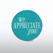 Tokens of Appreciation - We Appreciate You Stars