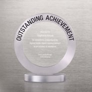 Radiant Ring Trophy - Outstanding Achievement