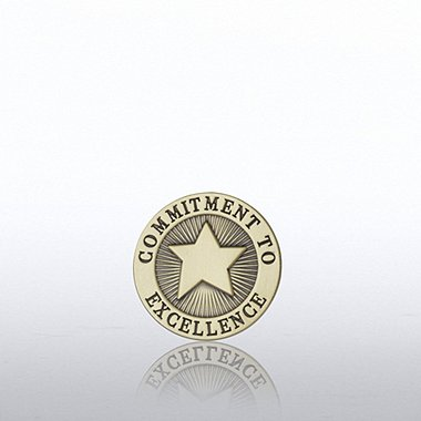 Lapel Pin - Commitment Star