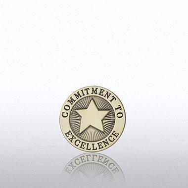 Lapel Pin - Commitment Star