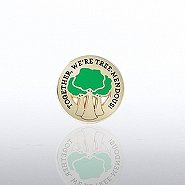 Lapel Pin - Growing Together