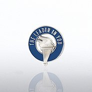 Lapel Pin - The Leader In You