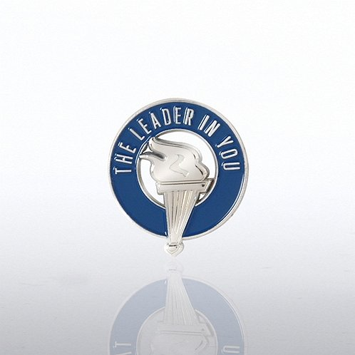 The Leader In You Lapel Pin