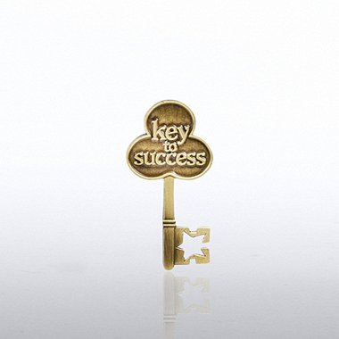 Lapel Pin - Key to Success