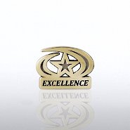 Lapel Pin - Excellence Star