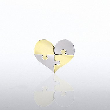 Lapel Pin - Essential Heart
