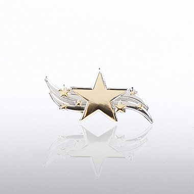 Lapel Pin - Bright Star