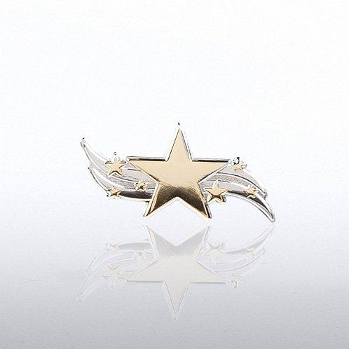 Bright Star Lapel Pin