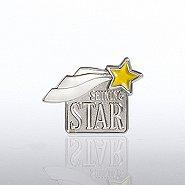 Lapel Pin - Shining Star