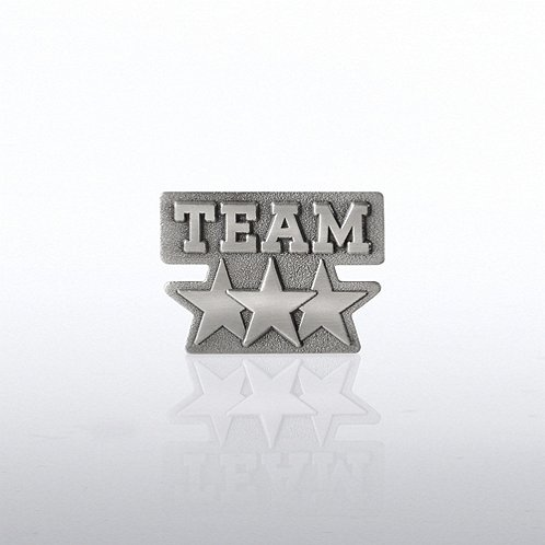 Team Stars Lapel Pin