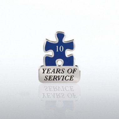 Lapel Pin - Essential Piece Anniversary