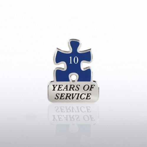 Essential Piece Anniversary Lapel Pin