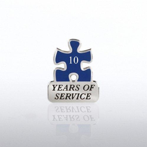 Essential Piece Anniversary Lapel Pin