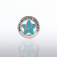 Lapel Pin - Nurses Make the Difference