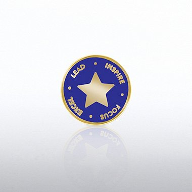 Lapel Pin - L.I.F.E Star