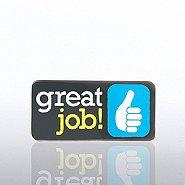 Lapel Pin - Thumbs Up Great Job