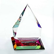 Vibrant Luminary Crystal Collection - Tear Drop