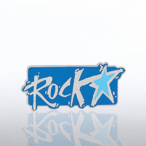 Rockstar Lapel Pin