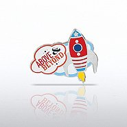 Lapel Pin - Above & Beyond Theme - Theme