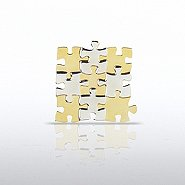 Lapel Pin - Essential Piece Grid