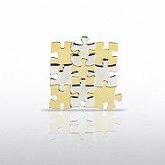 Lapel Pin - Essential Piece Grid