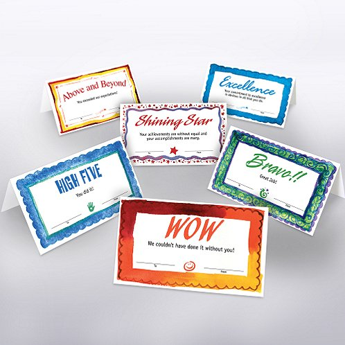 Mini Awards Assortment Pocket Praise