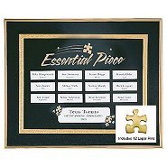 Perpetual Recognition Program - Essential Piece w/ 12 Pins
