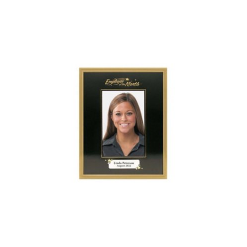 Employee Of The Month Template With Picture Custom Design Plaque – Employee of the Month Certificate Template Free