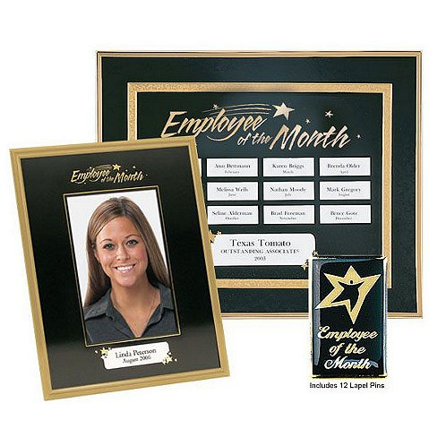 Employee of the Month Perpetual Complete Program