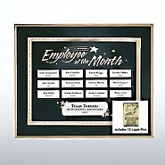 Perpetual Recognition Program - Emp of the Month w/12 Pins